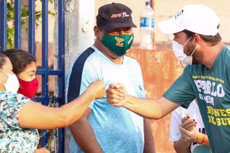 No hay medicinas gratuitas, recalcan a Pablo Gamboa Miner en el sur de Mérida