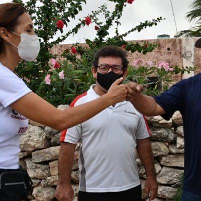 Candidata de Morena propone un Sembrando Vida en la ciudad