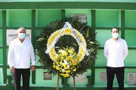 Reconoce Mauricio Vila la labor de los servidores públicos del Gobierno del Estado