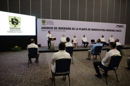 Abrirán en Yucatán fábrica de yates, lanchas de pesca y catamaranes