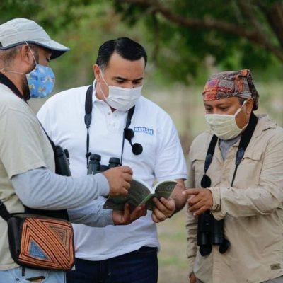 Renán Barrera por más acciones de cuidado medioambiental y bienestar animal
