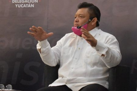 Impulsaremos la obra pública con transparencia: Ismael Peraza Valdez