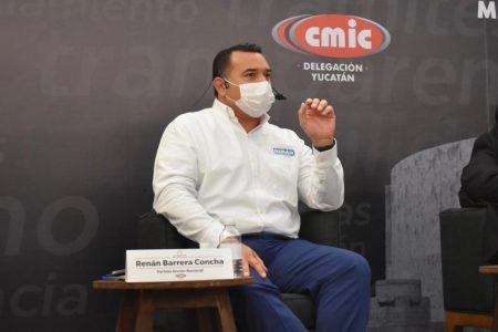 No hemos parado de trabajar y vamos por más resultados para los meridanos: Renán Barrera