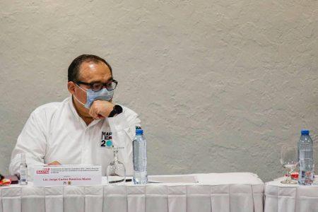 Será la oposición la que vigile al gobierno: RamírezMarín