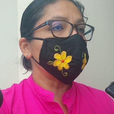 Realizan padrón de trabajadores del hogar en Mérida.