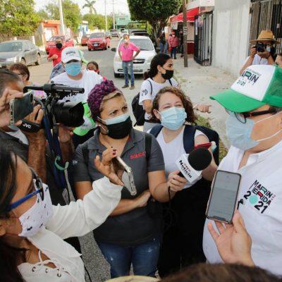 Disparate es buscar la reelección sin haber dado resultados, revira Ramírez Marín