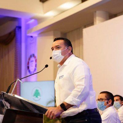 Por Más Mérida con propuestas viables y efectivas: Renán Barrera