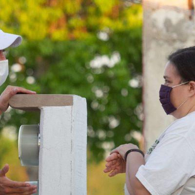 Piden a Pablo Gamboa rescatar lotes baldíos para transformarlos en parques en Mérida