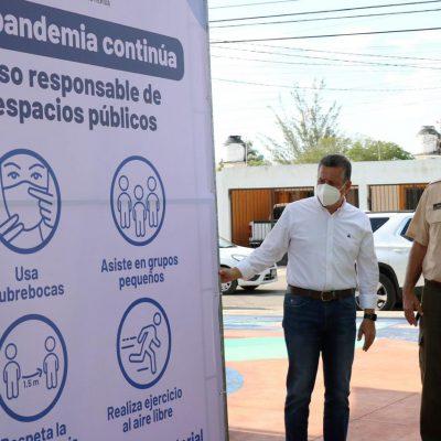 Ayuntamiento de Mérida amplía aforo en sus oficinas de atención al público