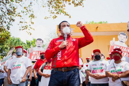 Retira el IEPAC candidatura a William Pérez Cabrera