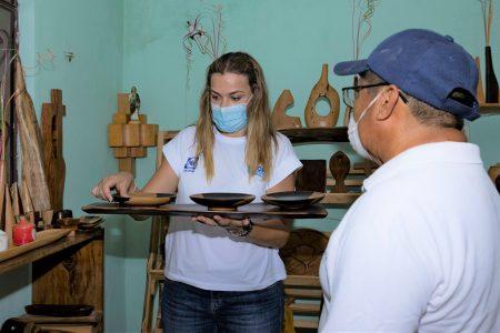 Pedirá Cecilia Patrón apoyar a micros y pequeños empresarios