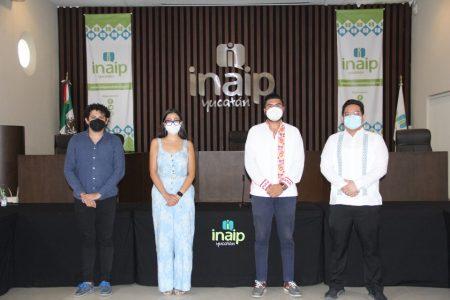Consejo Consultivo del Inaip tiene nuevo presidente en Yucatán