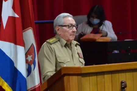 Se retira Raúl Castro como líder del Partido Comunista de Cuba