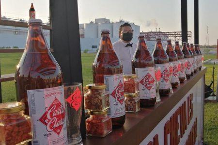 Relanzan Carta Clara, la primera cerveza 100 por ciento yucateca