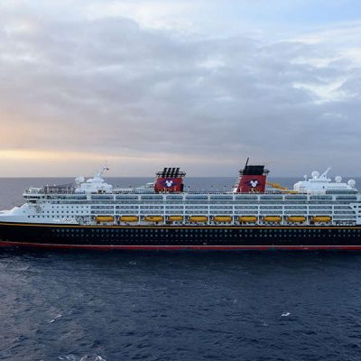 Llega mañana a Yucatán crucero de Disney