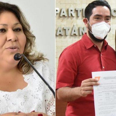 Bajan de candidatura a diputación al priista Luis Borja; en su lugar irá una mujer: Elizabeth Gamboa