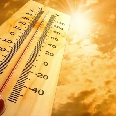 Tras unos días de fresco, esta semana vuelve a Yucatán el calor extremo