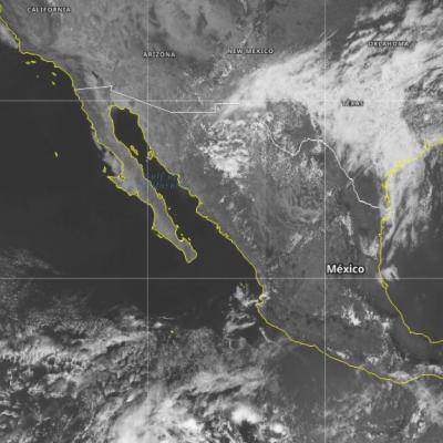 Temporada de lluvias podría adelantarse en la Península de Yucatán