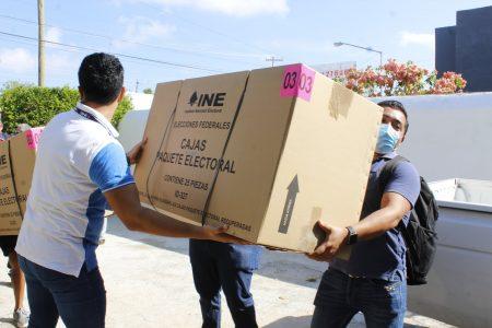 Sólo cuatro partidos apostaron a candidaturas comunes, para diputados locales en Yucatán
