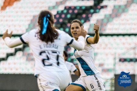 Otra jornada de la Liga MX femenil y un gol más para Lupita Worbis