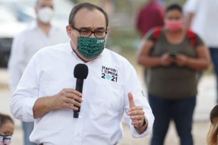 Ramírez Marín, con candidatura 'encapsulada' para que no la perjudique el PRI