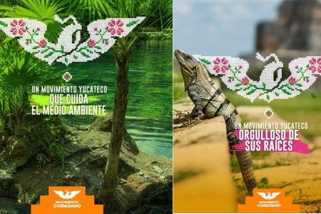 Movimiento Ciudadano, embajador de la tecnología que trae a Yucatán un mensaje del futuro