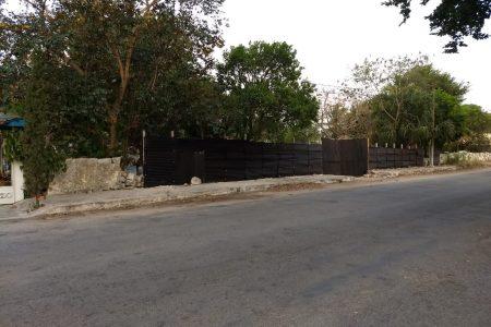 Vecinos de Motul, inconformes con la construcción de una gasolinera