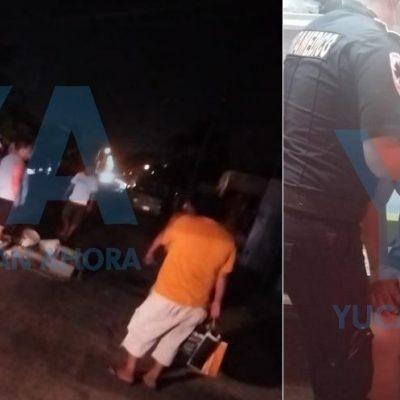 Criminal omisión de CFE: atropellan a manifestante que bloqueaba calles por falta de luz