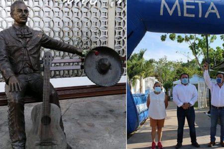 Realizan la Carrera Virtual en honor a Pedro Infante