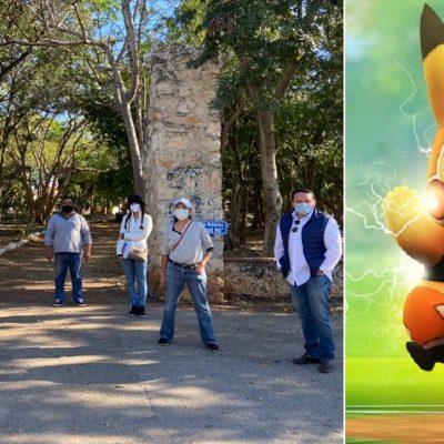 Pokemon Go ayudará al Ayuntamiento a rehabilitar el Parque Recreativo de Oriente