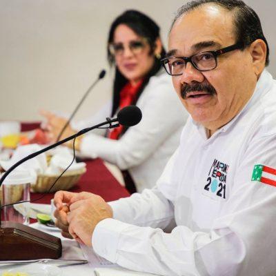 Ramírez Marín recibirá propuestas de profesionistas para mejorar la ciudad