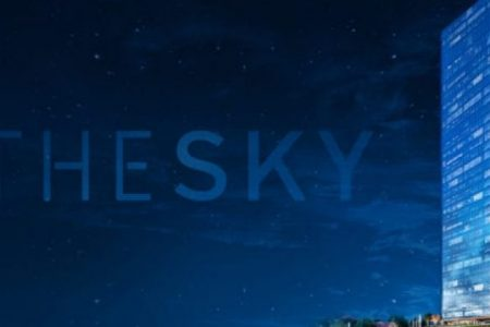 Este lunes comienza la construcción de The Sky, el primer rascacielos de Yucatán y el sureste