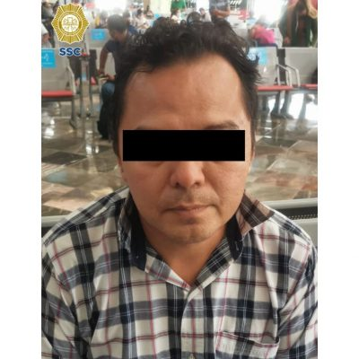 Detienen en CDMX a sujeto que trasladaba a Mérida a una menor desaparecida en Coahuila