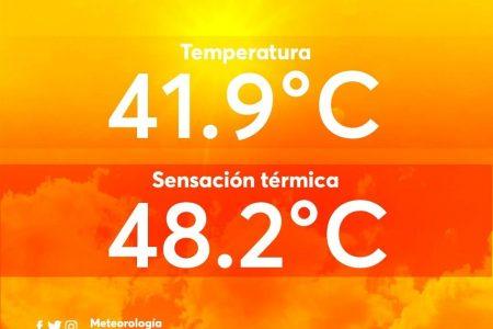 Actual onda cálida en Yucatán, de las más intensas