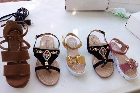 Promueven venta de calzado de Ticul en Belice