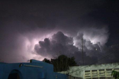 Procivy reitera pronóstico de fuertes lluvias a partir de este domingo