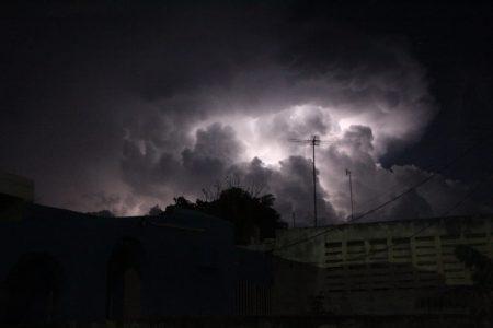 Tormentas este fin de semana marcarán una pausa a la intensa onda cálida en Yucatán