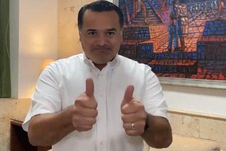 Volveré al Ayuntamiento de Mérida: Renán Barrera