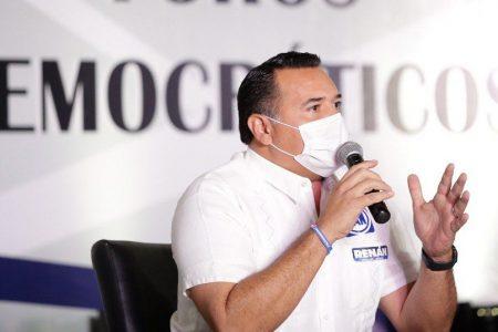 Con propuestas viables, Mérida seguirá siendo la mejor ciudad de México: Renán Barrera
