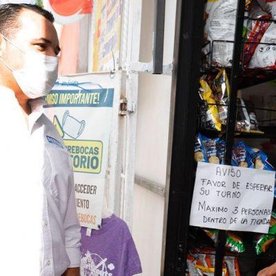 Renán Barrera se compromete mantener a Mérida como una ciudad segura en sus espacios públicos