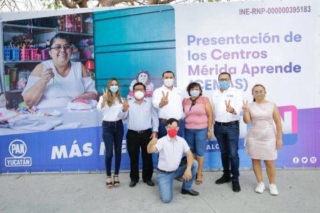Pasos firmes hacia una Mérida más incluyente: Renán Barrera