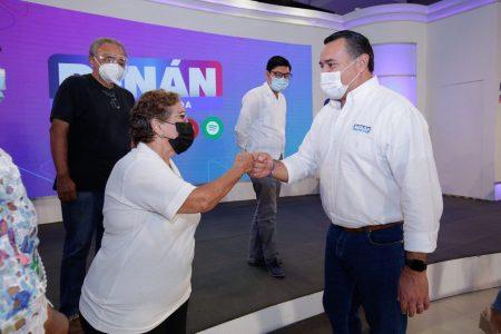 Vamos por una ciudad más amigable con los adultos mayores: Renán Barrera
