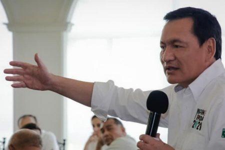 Osorio Chong vaticina triunfo de la Alianza PRI-PAN-PRD