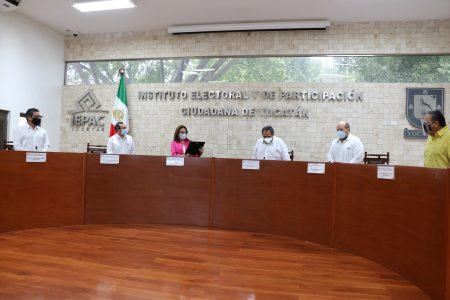 Esta noche, debate digital entre los 10 candidatos a la alcaldía de Mérida