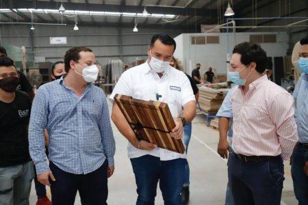 Con 'Industria al 100' vamos a apoyar a los empresarios de Mérida: Renán Barrera