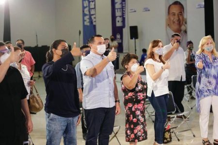 Por amor a todas las artes vamos a impulsar Más Cultura en Mérida: Renán Barrera