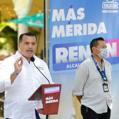 Renán Barrera pide al Gobierno de México vacunar a trabajadores del sector turismo para reactivar economía