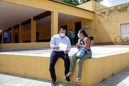 Las comisarías de Mérida seguirán siendo mi prioridad: Renán Barrera