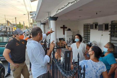 El Ayuntamiento debe informar oportunamente sus decisiones a los meridanos: Víctor Cervera