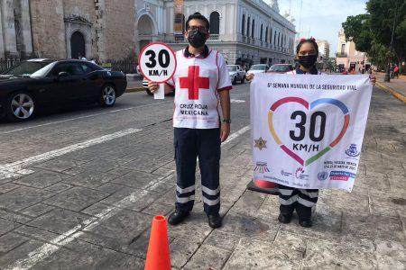 Reducir los límites de velocidad al conducir salva vidas